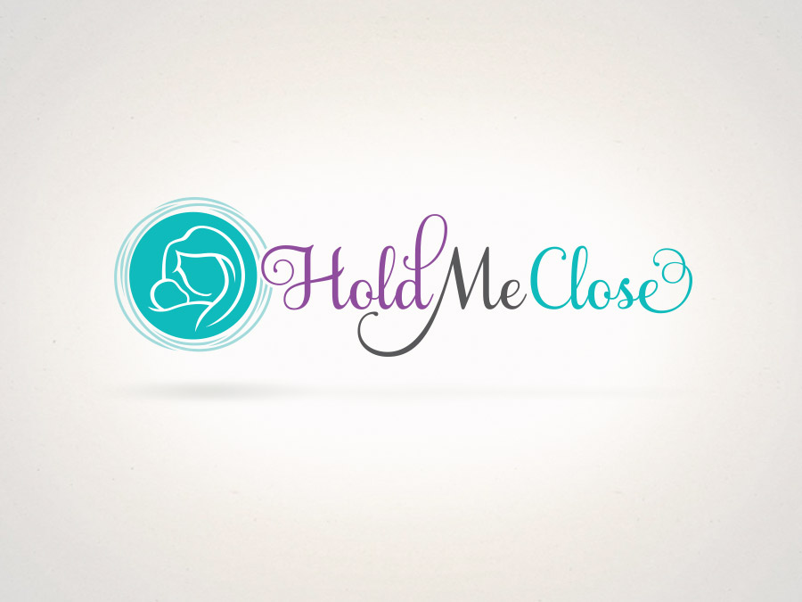 OrangeBall Creative - Hold Me Close logo design