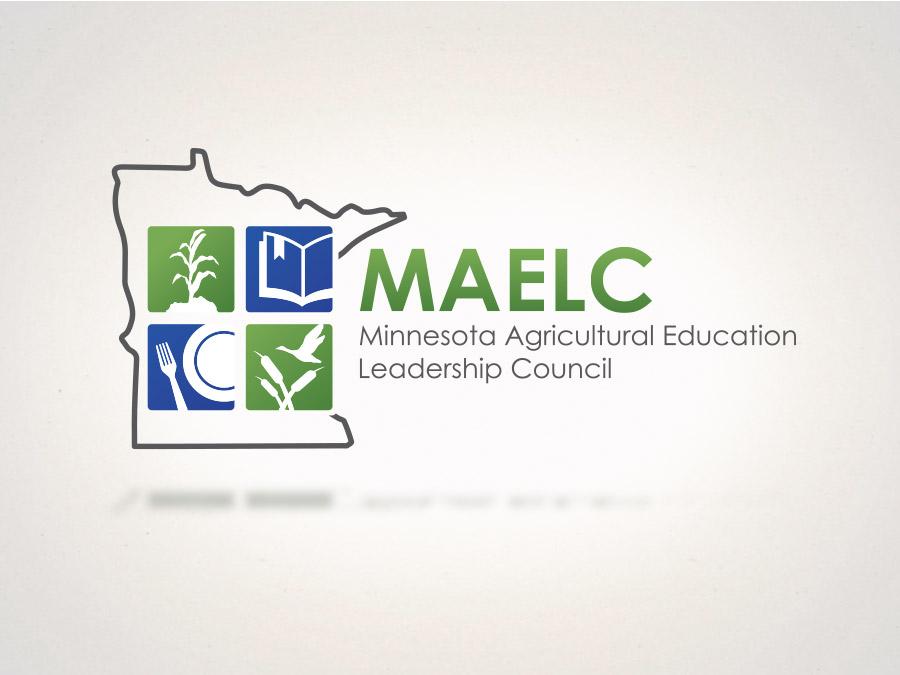 OrangeBall Creative - MAELC logo design