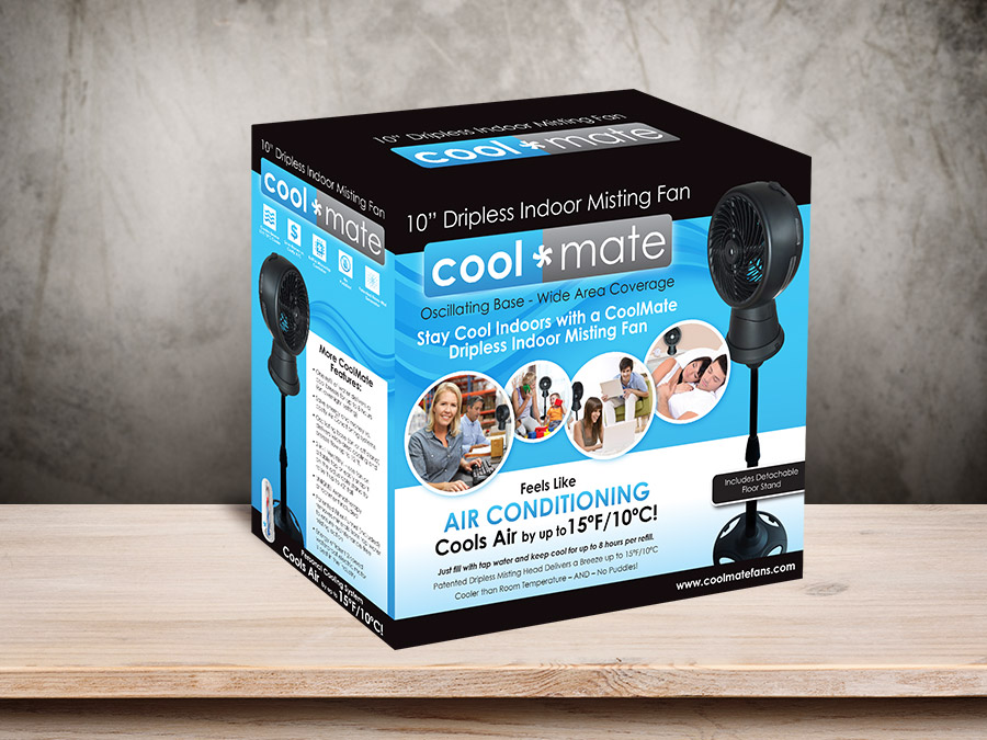 OrangeBall Creative - Package Design CoolMate
