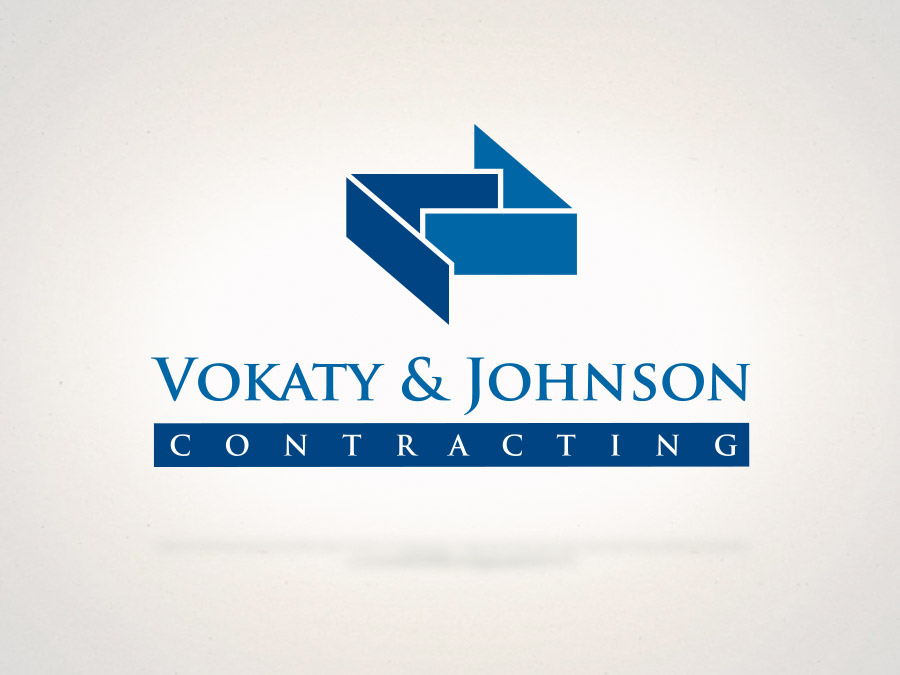 OrangeBall Creative - Logo Design Vokaty Johnson