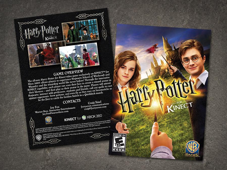 OrangeBall Creative - Print Design Harry Potter