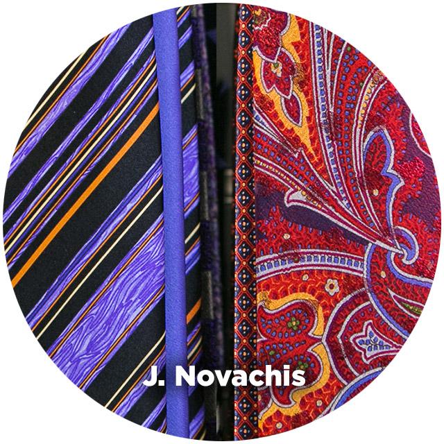 J Novachis Mens Clothier