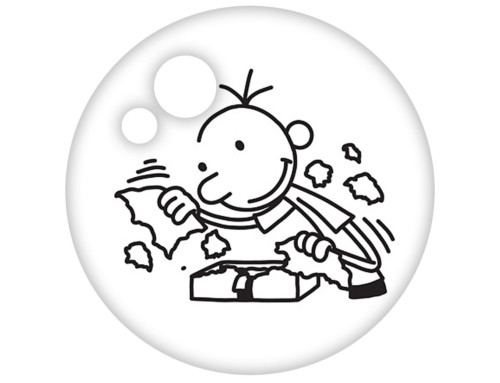 How a Wimpy Kid Did Something Amazing